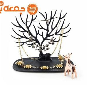 آویز زیورآلات مدل شاخ گوزن