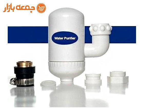 تخفیف خرید تصفیه آب سر دوشی SWS مدل Comfort