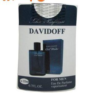 عطر جیبی مردانه Davidoff Cool Water