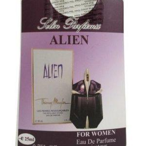 عطر جیبی زنانه Alien
