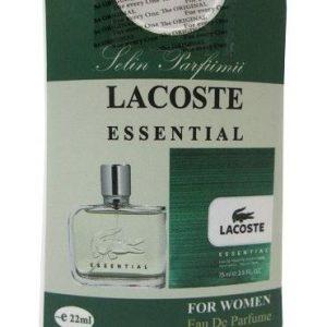 عطر جیبی زنانه Lacoste Essential