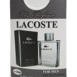 عطر جیبی مردانه Lacoste Pour Homme