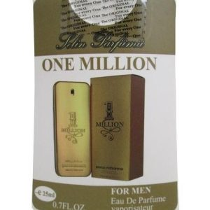 عطر جیبی مردانه One Million