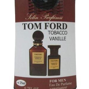 عطر جیبی مردانه Tobacco Vanille