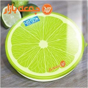 ترازو وزن کشی طرح لیمو