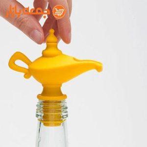 درب بطری طرح چراغ جادو