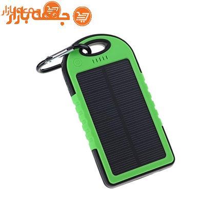 پاور بانک خورشیدی چند کاره