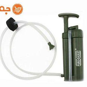 فیلتر تصفیه آب قابل حمل