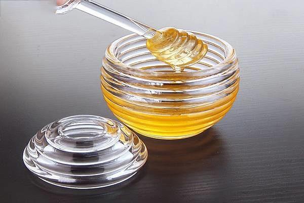 ظرف عسل خوری آکرولیک