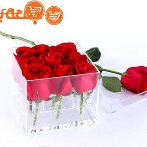 باکس گل رز