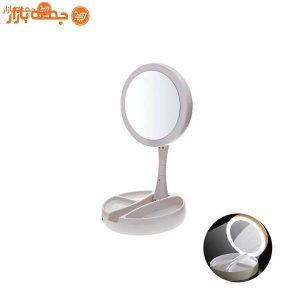 آینه آرایشی چراغ دار