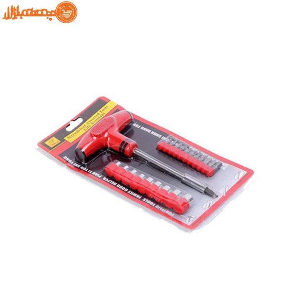 ست ابزار جیا لونگ مدل JL-1079