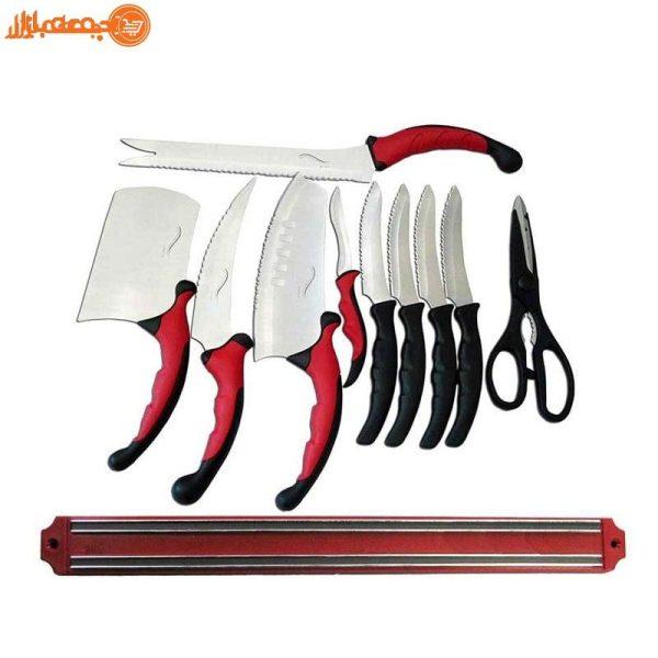 ست چاقوی 10 پارچه کانتر پرو