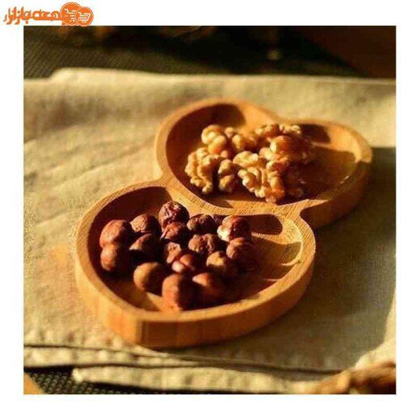 اردو خوری بامبو مدل قلب