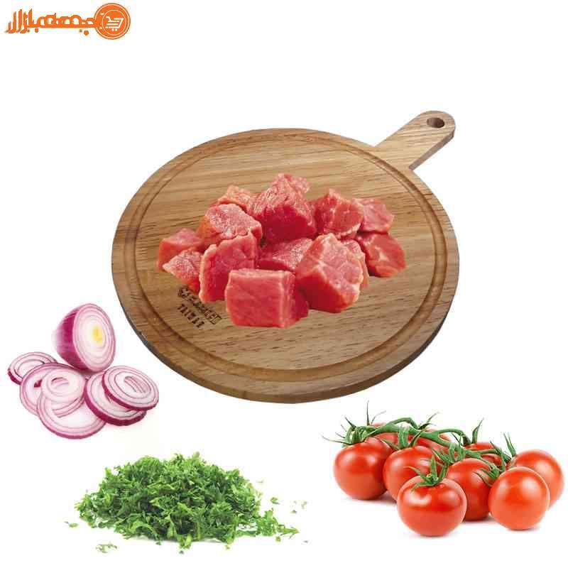 تخته گوشت بامبو
