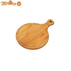 تخته گوشت چوبی گرد