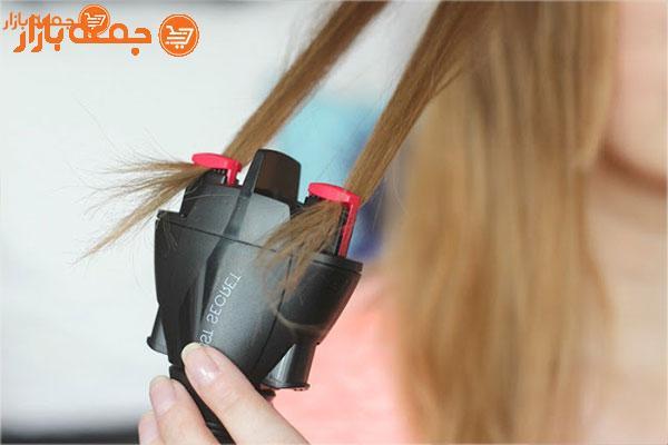 کاربرد دستگاه بافت مو