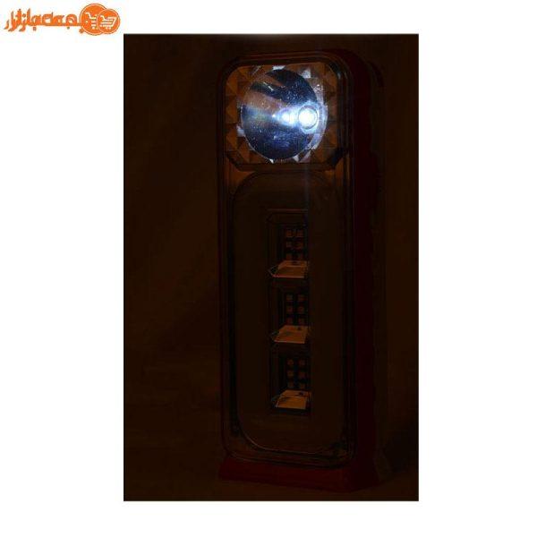 چراغ اضطراری مدل BY-1618-A