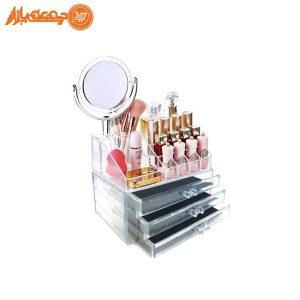 باکس لوازم آرایش آینه دار
