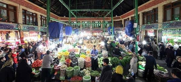 بازار تجریش