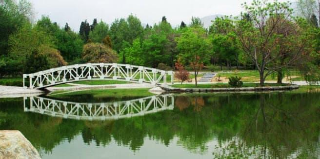 تهرانگردی باغ گیاه شناسی