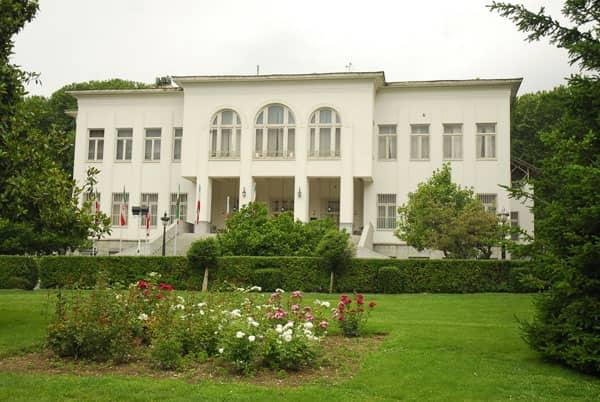 کاخ موزه ملت