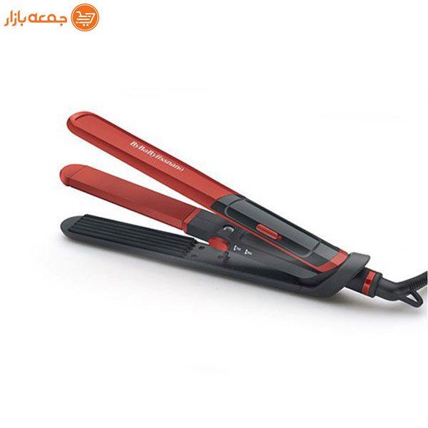 اتو مو برقی دو کاره