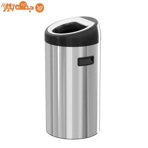 سطل زباله استیل شوت بین آکا الکتریک