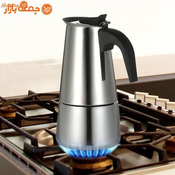 قهوه ساز استیل خانگی
