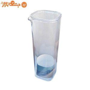 پارچ آب آکرولیک دربدار