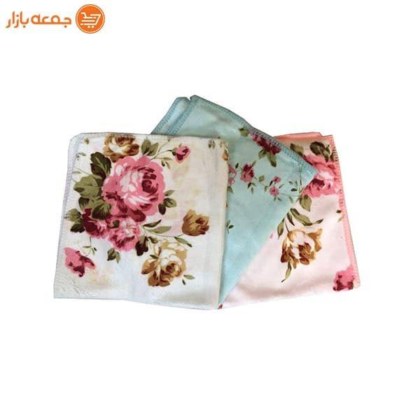 دستمال پارچه ای