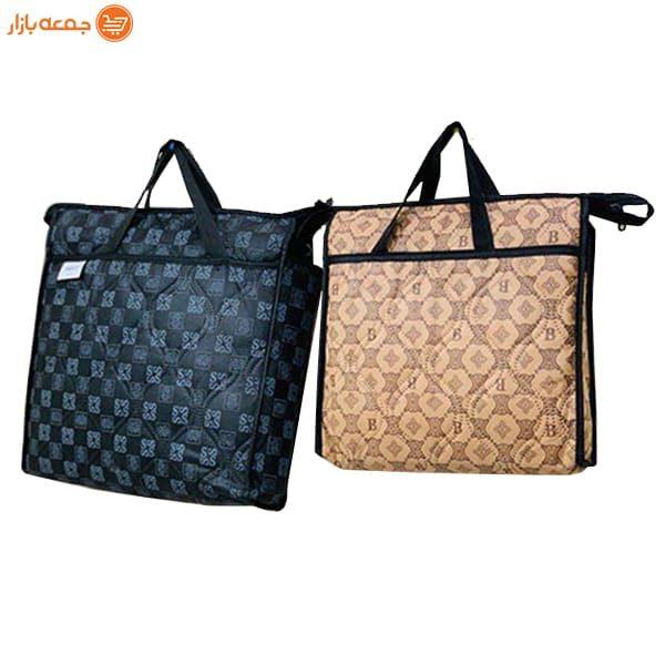 زیرانداز مسافرتی کیف دار