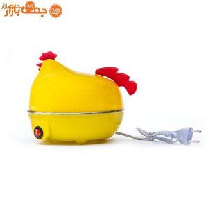 تخم مرغ پز برقی طرح مرغ