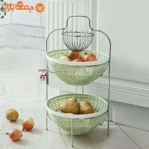 جای سیب زمینی و پیاز مانیا 2.5 طبقه