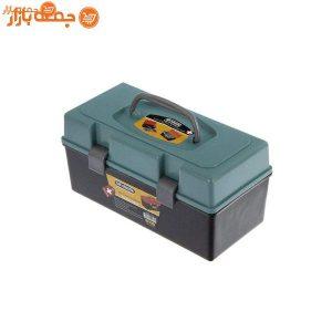جعبه ابزار کوچک مدرن تک پلاستیک