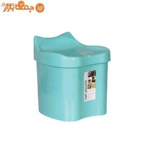 صندلی باکس تک پلاستیک سایز کوچک