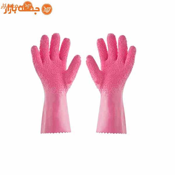 دستکش پوست گیری میوه و سبزیجات