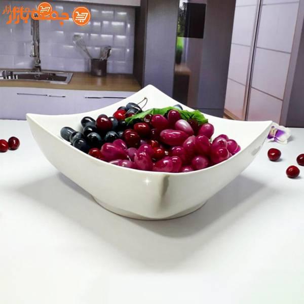کاسه میوه خوری 4 گوش آمیتیس