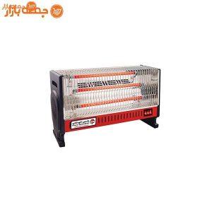 بخاری برقی فن دار پارس کوشان کد 206