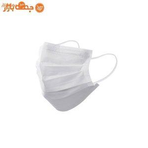ماسک تنفسی سه لایه 50 عددی