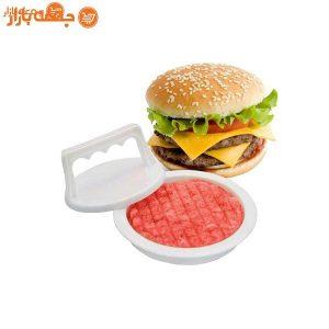 همبرگر ساز دستی پلاستیکی