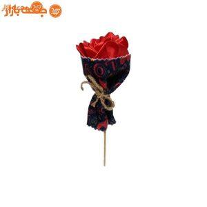 گل رز نمدی روبانی دویران