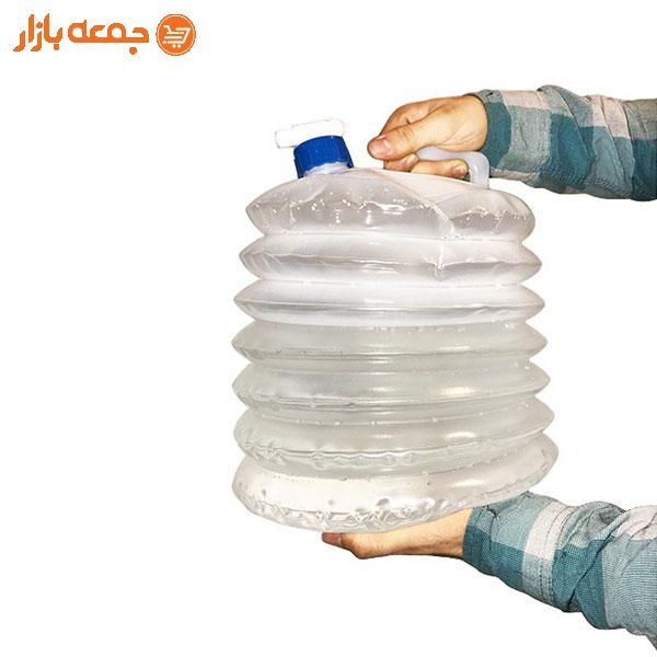 مخزن آب تاشو مسافرتی 13 لیتری